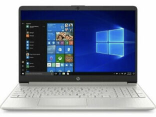 HP 15s-fq1002na Laptop Intel Core i5-1035G1 8GB RA