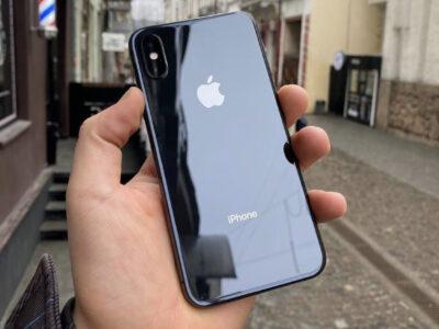 iPhone XS 64/256GB space Grey