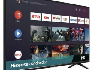 Hisense 32H5580F 32″ HD LED Smart TV – Black