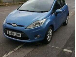 AUTOMATIC Ford Fiesta zetec, car urgent sale