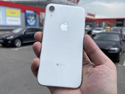 IPHONE XR 64 /128GB WHITE