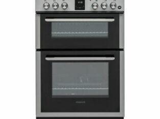 KENWOOD KDG606S19 60 cm Gas Cooker – Silver – Curr