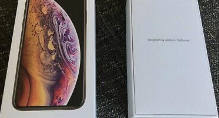 Apple iPhone XS – 256GB – Gold (GSM Unlocked)