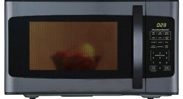 Hamilton Beach EM031M2ZC-X1 1000W Countertop Micro