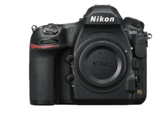Nikon D850 Digital SLR Camera Body 45.7MP 4K FX-fo