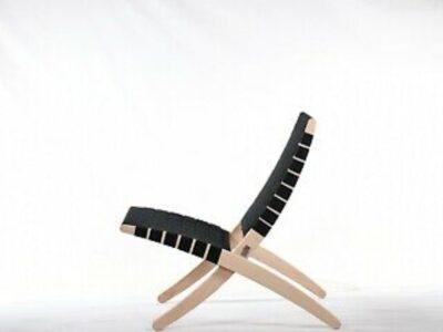 Authentic Carl Hansen & Son Cuba Lounge Chair | De