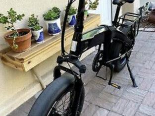 Aventon Sinch Electric Folding Bike