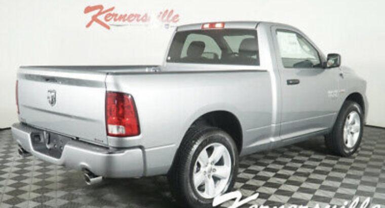 2020 Ram 1500 Express RWD V8 Regular Cab Truck Bac