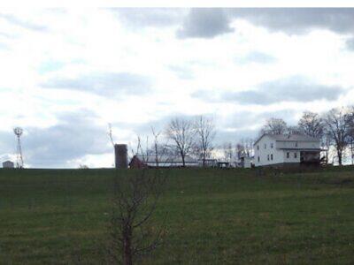 33 Acre OFF GRID FARM w/ House, Barn, Green House,