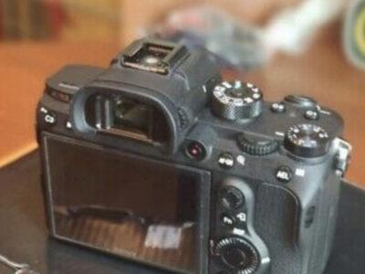 Sony Alpha A7R III 42.4MP Digital Camera – Black (