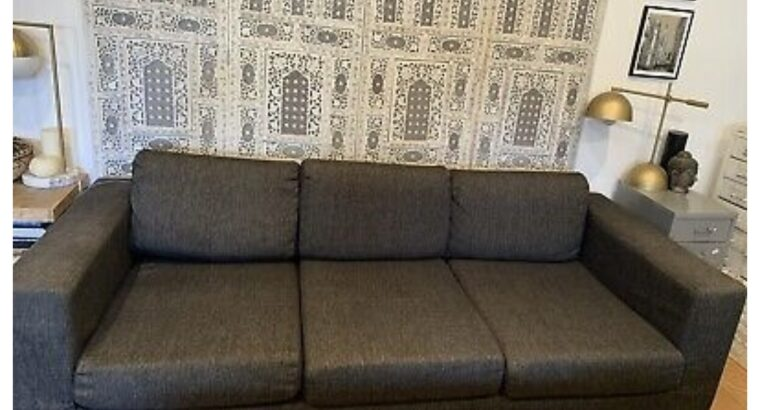 Gus* Modern Truffle Color Sofa/ Couch