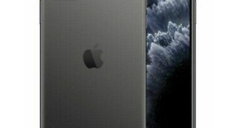 Apple iPhone 11 Pro Max – 256GB – Space Grey (Unlo