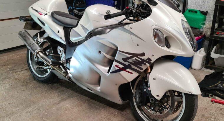 Suzuki GSX-R hayabusa