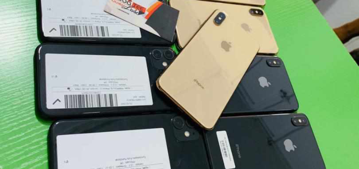 IPhone max 512gb and iphone 11