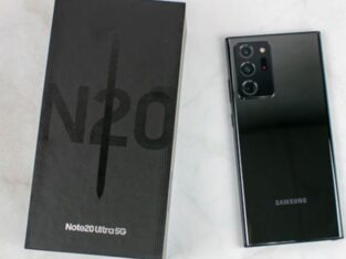 Samsung note S20 ultra