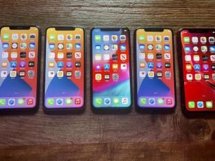 4 iPhone X/XR