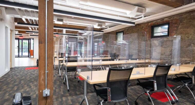 Shared Office Space at LabShares Newton, MA
