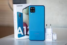 Samsung Galaxy A12 – 6.5″ – 4GB RAM – 64GB ROM – D