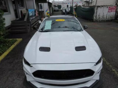 Used 2018 Ford Mustang GT Premium for sale