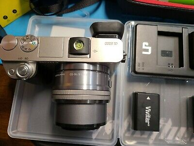 Sony Alpha A6000 Mirrorless Digital Camera w16-50m