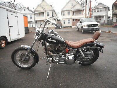 1979 Harley-Davidson FXE LOW RIDER CHOPPER