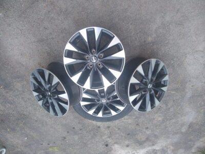 2018 Nissan Altima Aluminum Rims