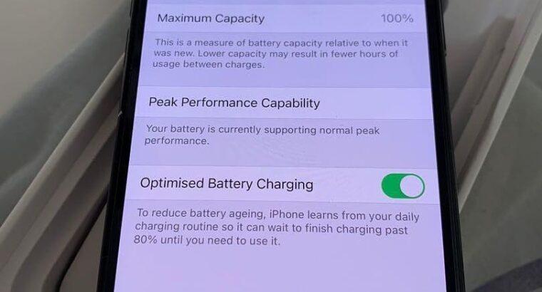 Iphone Xs max No scratches