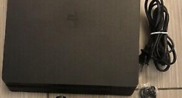 Sony PlayStation 4 Slim 1TB Black Console Tested C