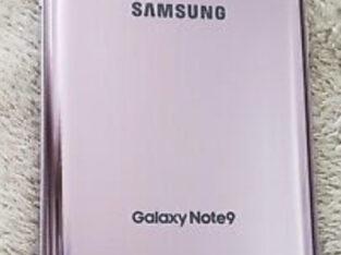 Samsung Galaxy Note9 SM-N960U, 128GB, Lavender Color