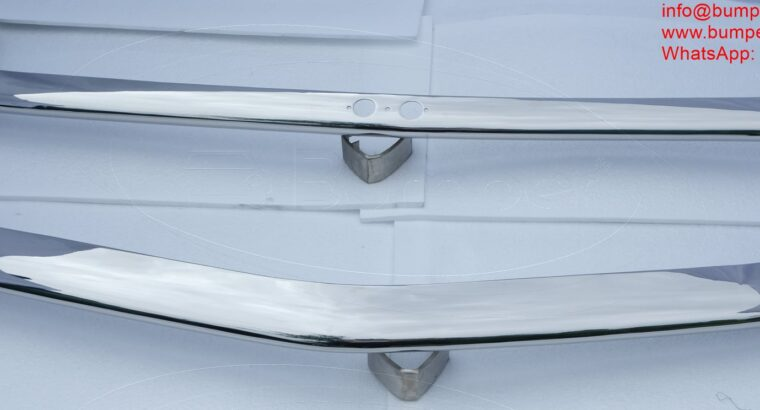 Front and Back bumper Fiat Dino Spider 2.0