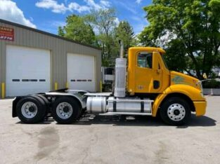 freightliner cascadia 2014 truck