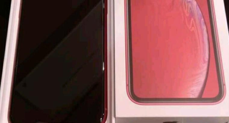 iPhone xr 64gb Unlocked new