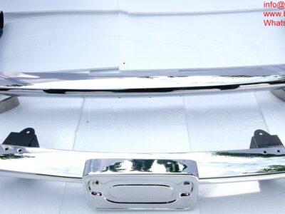 Triumph TR6 (1974-1976) bumpers