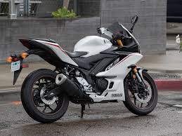 Yahama Y7F-R3 sport bike