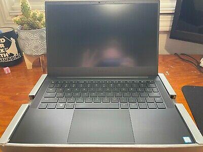 Black Razer Blade Stealth Laptop w/ Razer keyboard