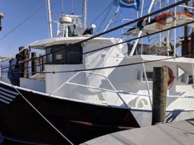 60ft Steel Freezer Trawler 7949