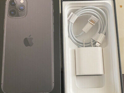 Apple iPhone 11 Pro – 256GB – Space Gray (AT&T)