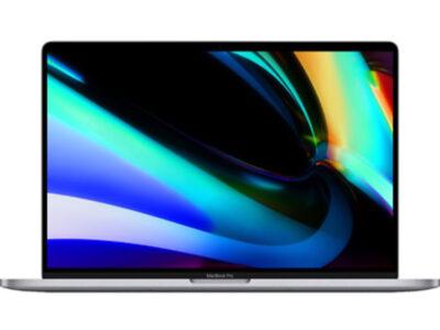 Apple MacBook Pro 16″ Intel Core i9 16GB AMD 5500M