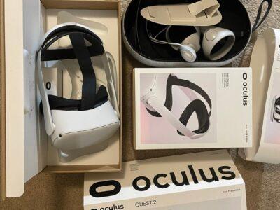 oculus quest 2 Vr