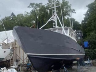 50ft Steel Dragger – 15593 Used 45ft Steel Dragge