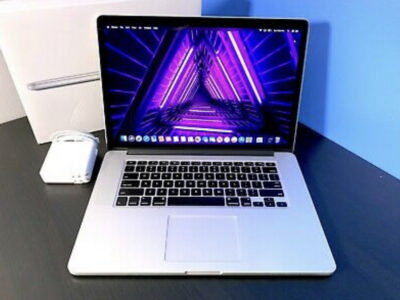 Apple MacBook Pro 15 inch 15