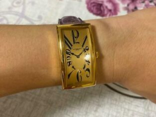 Tissot Banana Watch Pure Gold Limited