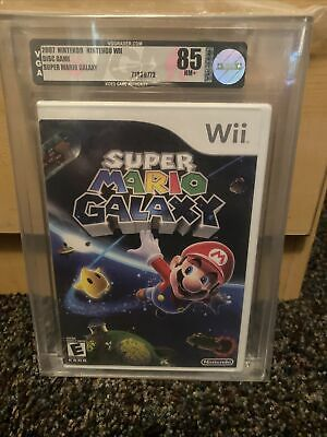 Super Mario Galaxy (Nintendo Wii, 2007)