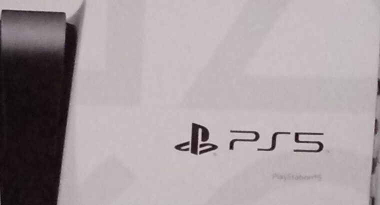 Sony PlayStation 5 (PS5) Console Disc Version