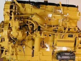 2006 CAT C-15 MXS Diesel Engine, 435HP. Approx. 55