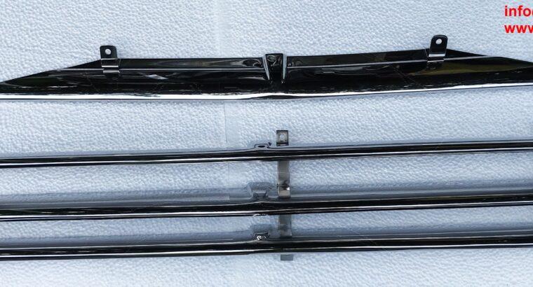 Front grill of Saab 92 and Saab 92B