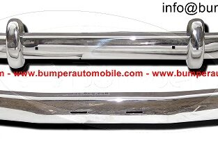 Front and Rear bumpers of Saab 93 (1956-1959)