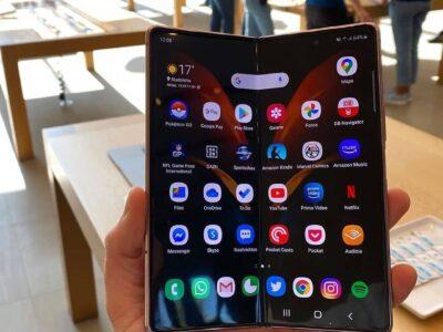 Samsung Galaxy z fold 2 256gb 12gbRAM