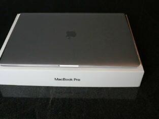 Apple MacBook Pro 15, 2020, touch bar