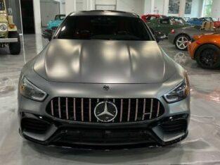 2019 Mercedes-Benz Mercedes-AMG GT 63 S $150000